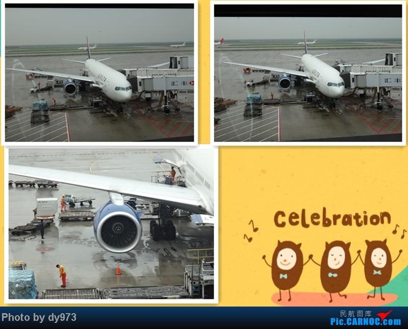 Re:[原创]伦敦15日 14岁小弟首次宽体,外航  首次出国 首次发游记 超长 BOEING 777-200  浦东机场