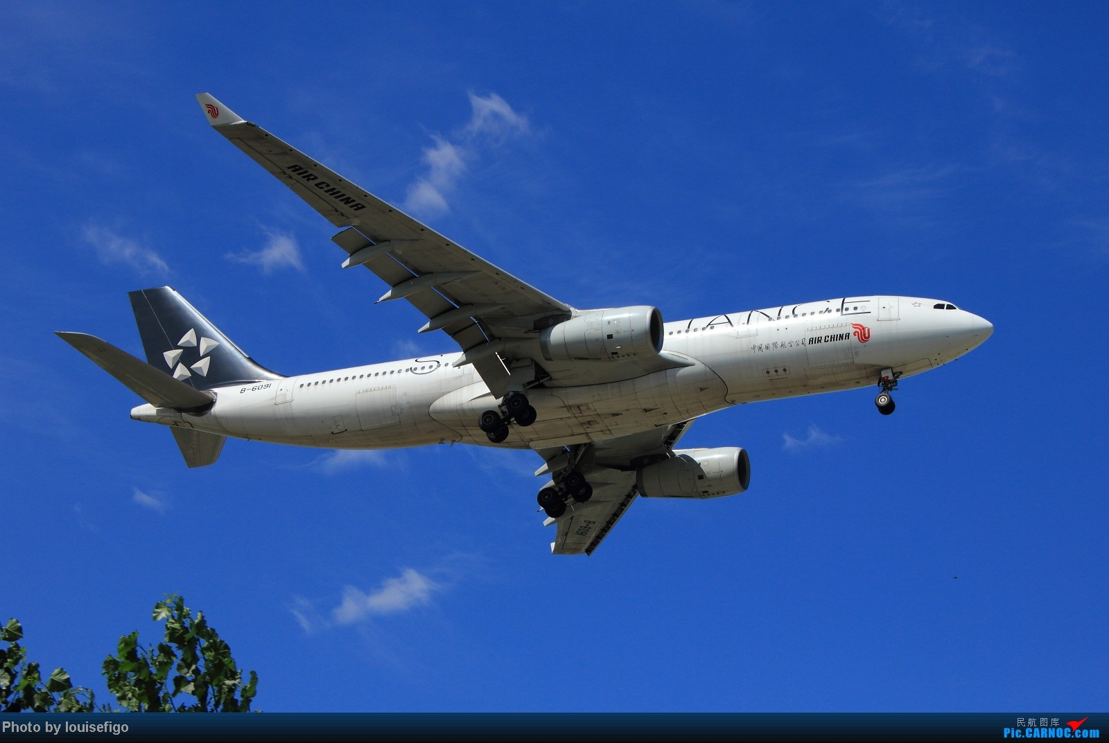 [原创]星空联盟7-23北京代表大会,与会代表来自中美韩埃!~~可惜老天爷貌似对某些代表有情绪! AIRBUS A330-200 B-6091 北京首都国际机场