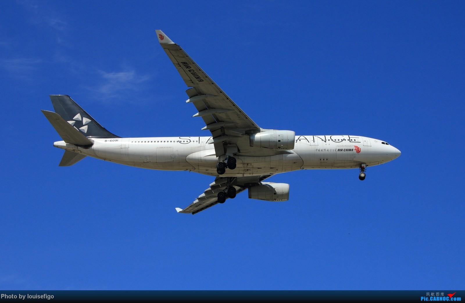 Re:[原创]星空联盟7-23北京代表大会,与会代表来自中美韩埃!~~可惜老天爷貌似对某些代表有情绪! AIRBUS A330-200 B-6091 北京首都国际机场