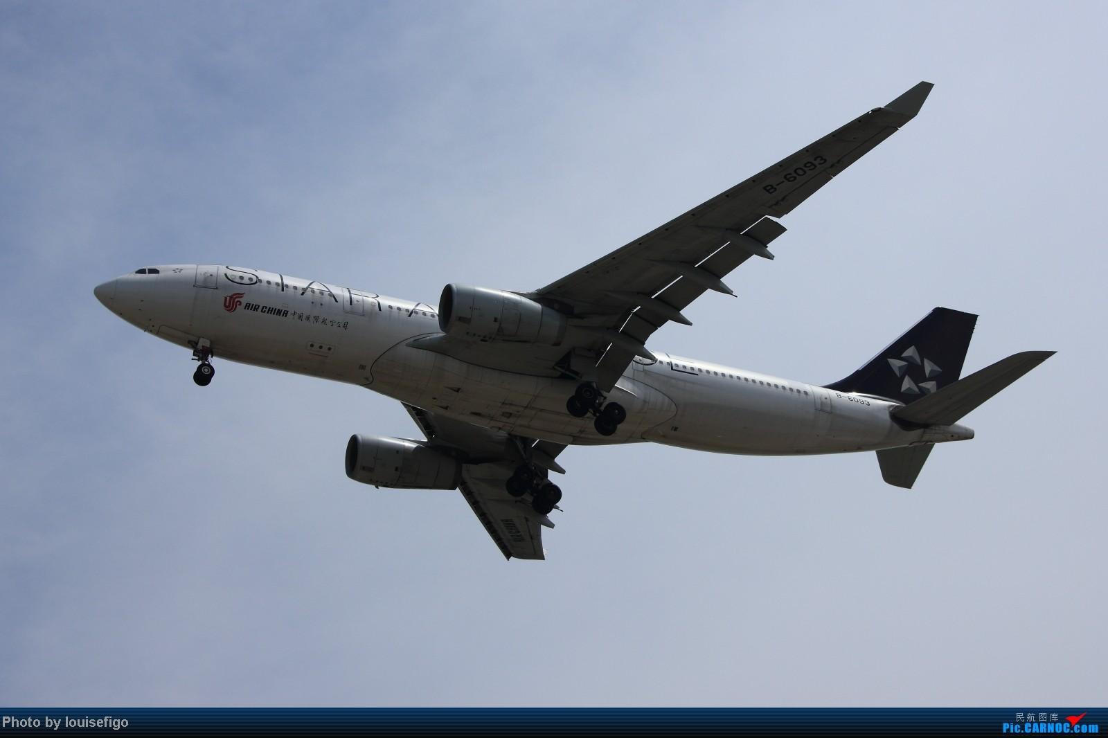 Re:[原创]星空联盟7-23北京代表大会,与会代表来自中美韩埃!~~可惜老天爷貌似对某些代表有情绪! AIRBUS A330-200 B-6093 北京首都国际机场