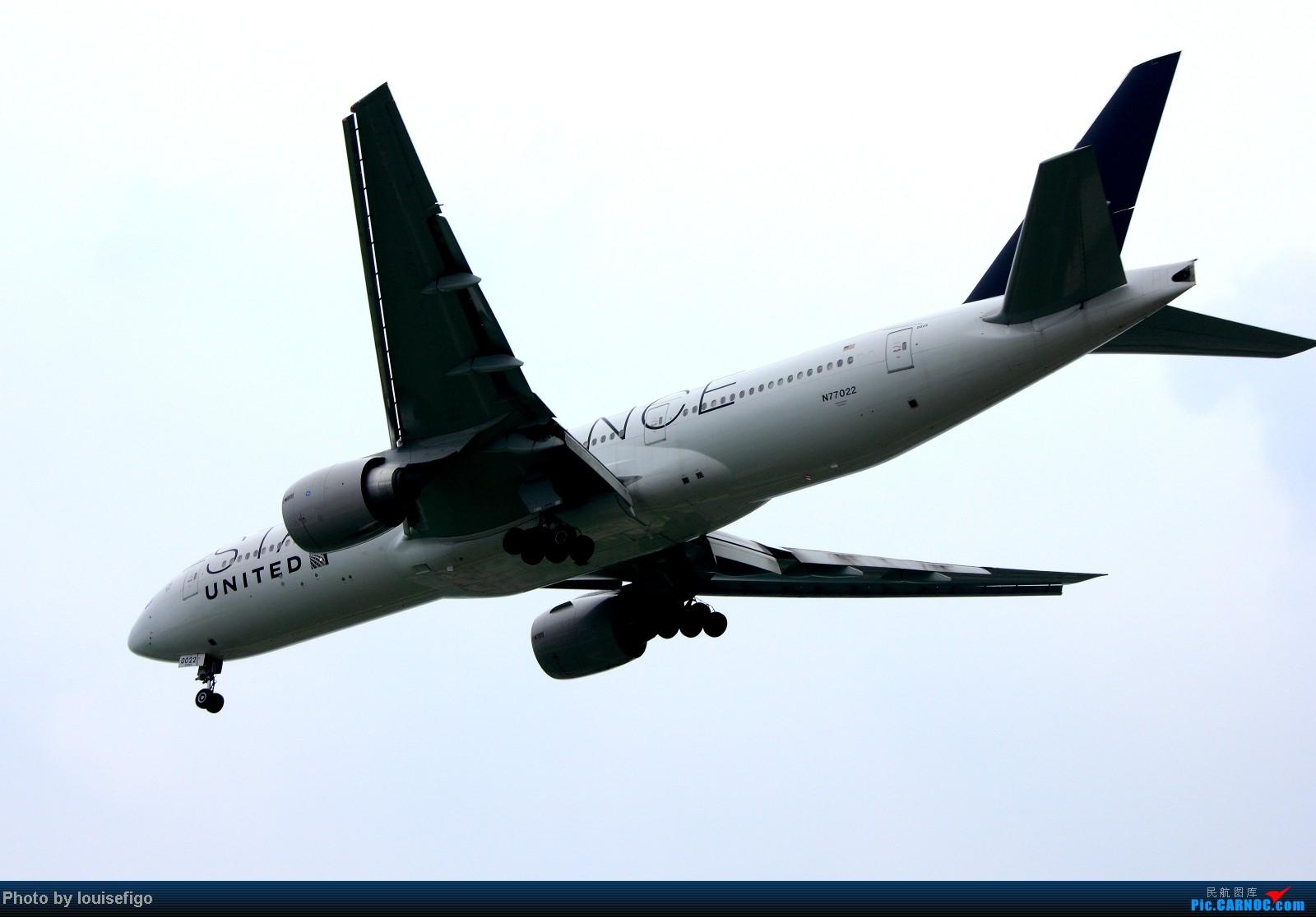 Re:[原创]星空联盟7-23北京代表大会,与会代表来自中美韩埃!~~可惜老天爷貌似对某些代表有情绪! BOEING 777-200 N77022 北京首都国际机场