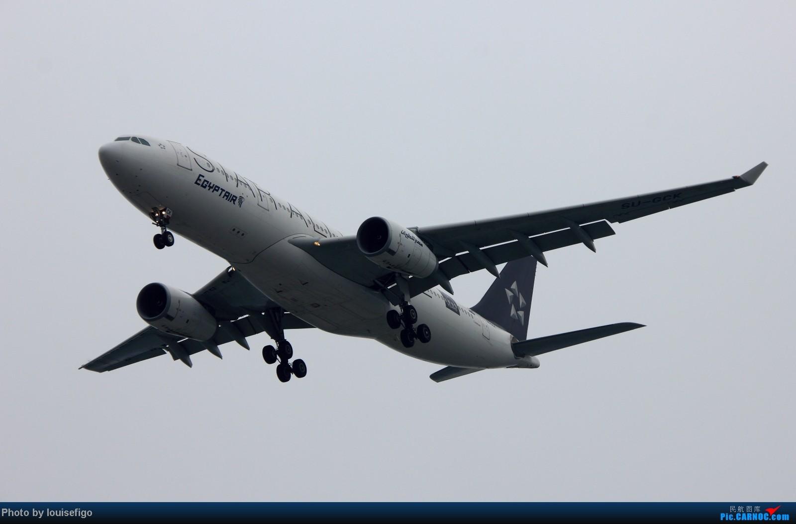 Re:[原创]星空联盟7-23北京代表大会,与会代表来自中美韩埃!~~可惜老天爷貌似对某些代表有情绪! AIRBUS A330-200 SU-GCK 北京首都国际机场