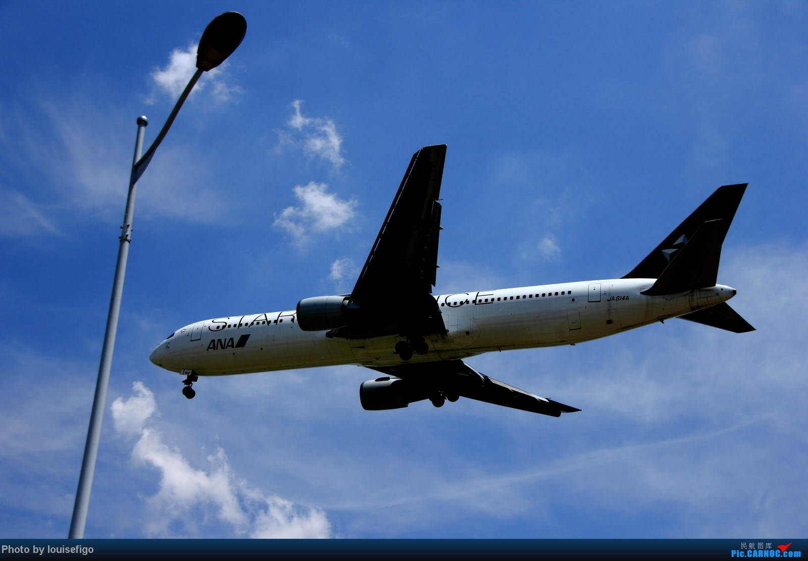 Re:[原创]星空联盟7-23北京代表大会,与会代表来自中美韩埃!~~可惜老天爷貌似对某些代表有情绪! BOEING 767-300 JA614A 北京首都国际机场