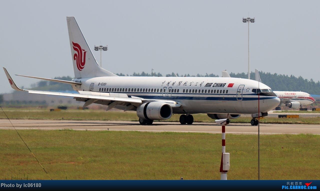 Re:[原创]『KHN』南昌-空中来了大客车 BOEING 737-800 B-5391 中国南昌昌北机场
