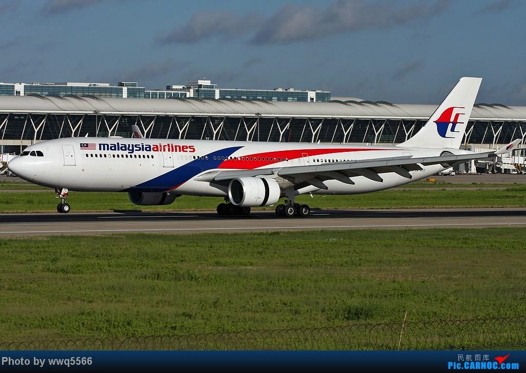 Re:[5566拍机]北京上海 水深火热 素鸡在哪哪遭殃! AIRBUS A330-300 9M-MTC 中国上海浦东机场