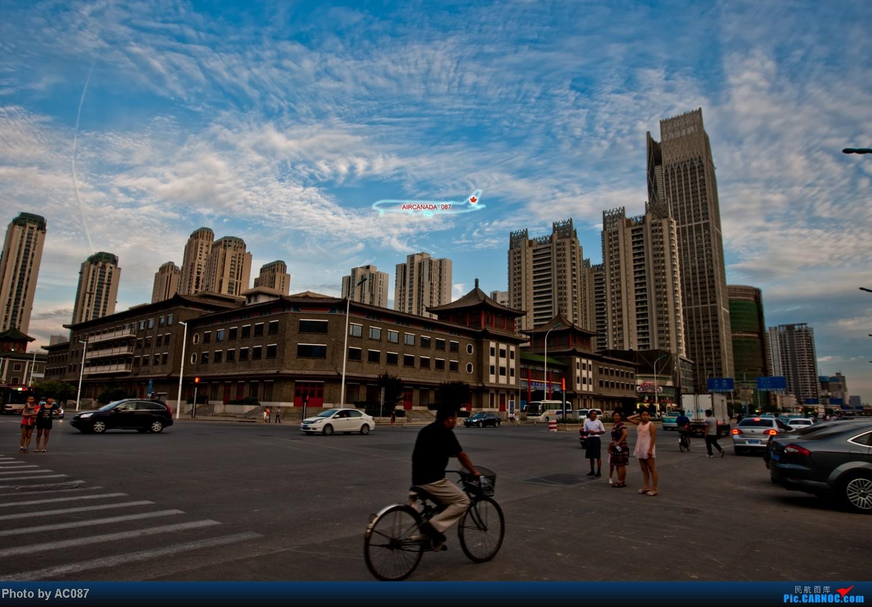 Re:[原创]【杭州飞友会】AC087天津游。北京一日行,三里屯佳能体验中心,200F2L,铁路运转,上航323,喷冷气的经济舱,反推机械细节。虹桥又是晴天。