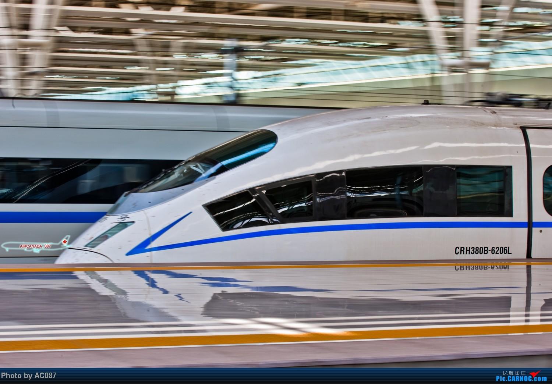 Re:[原创]【杭州飞友会】AC087天津游。爆飞友,北京一日行,三里屯佳能体验中心,200F2L,铁路运转,上航323,喷冷气的经济舱,反推机械细节。虹桥又是晴天。