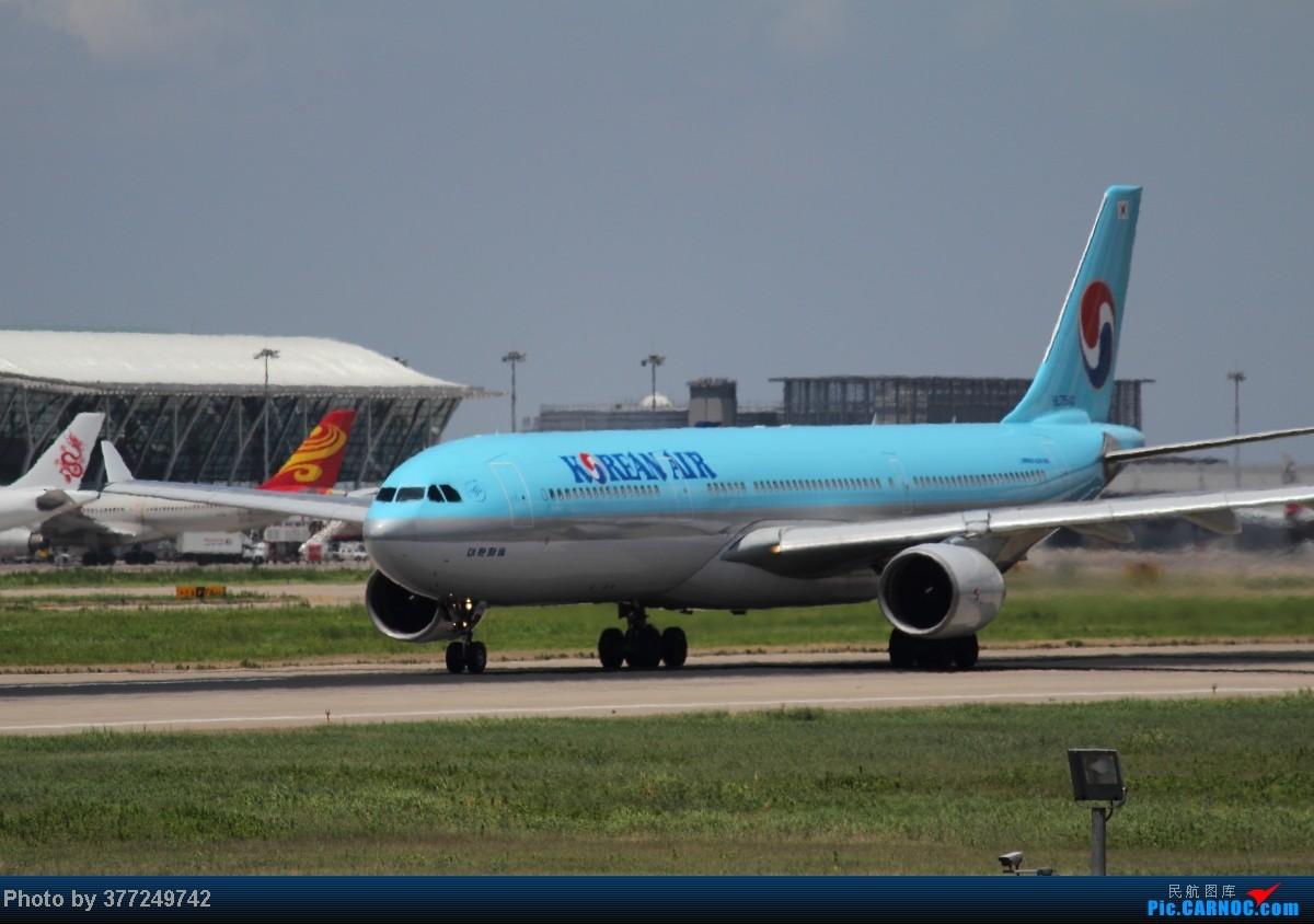 Re:[原创]趁着最后的好天气去趟PVG,烂技术请多包涵。西园会、世博320、长荣744、AC763、UA744。回去磁悬浮飙到430KM一刚。 AIRBUS A330-300 HL7540 中国上海浦东机场