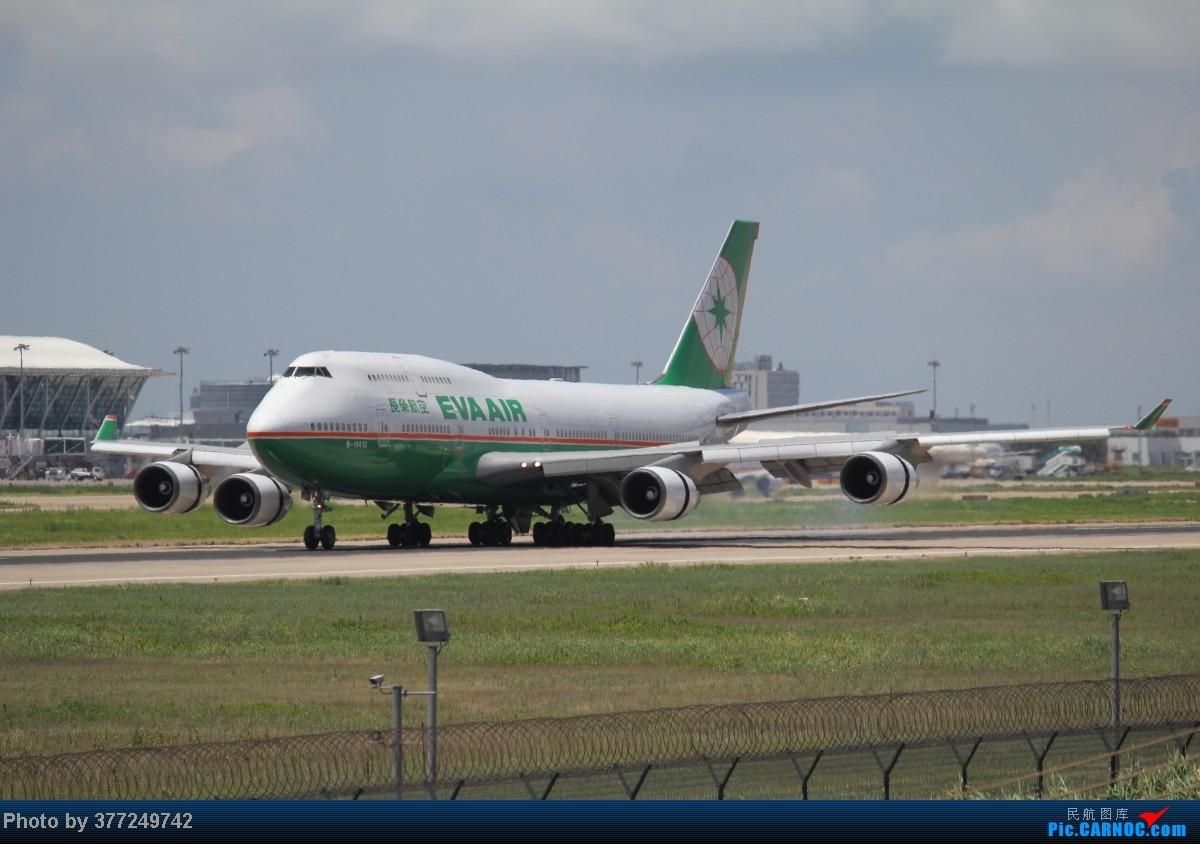 Re:[原创]趁着最后的好天气去趟PVG,烂技术请多包涵。西园会、世博320、长荣744、AC763、UA744。回去磁悬浮飙到430KM一刚。 BOEING 747-400 B-16412 中国上海浦东机场