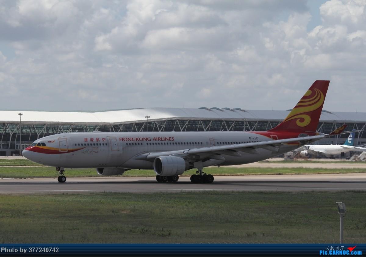 Re:[原创]趁着最后的好天气去趟PVG,烂技术请多包涵。西园会、世博320、长荣744、AC763、UA744。回去磁悬浮飙到430KM一刚。 AIRBUS A330-200 B-LND 中国上海浦东机场