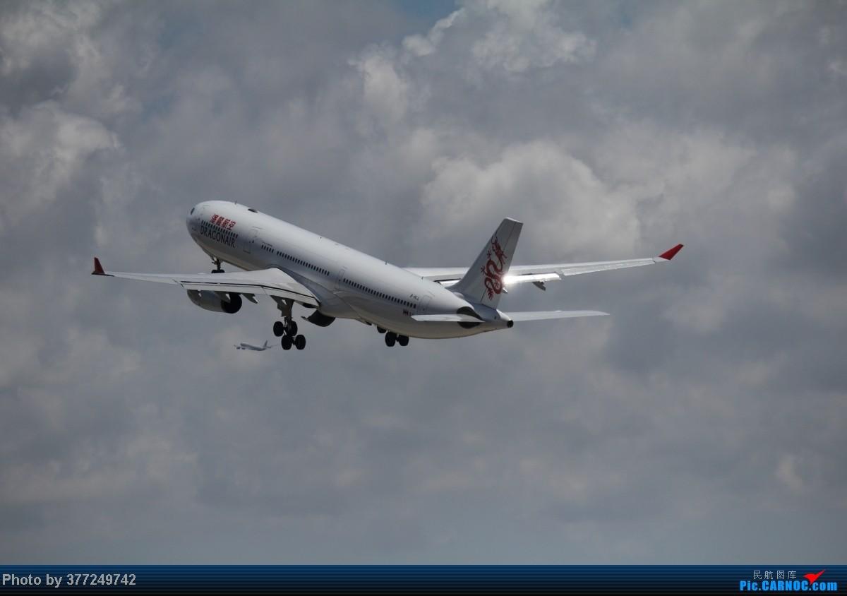 Re:[原创]趁着最后的好天气去趟PVG,烂技术请多包涵。西园会、世博320、长荣744、AC763、UA744。回去磁悬浮飙到430KM一刚。 AIRBUS A330-300 B-HLL 中国上海浦东机场