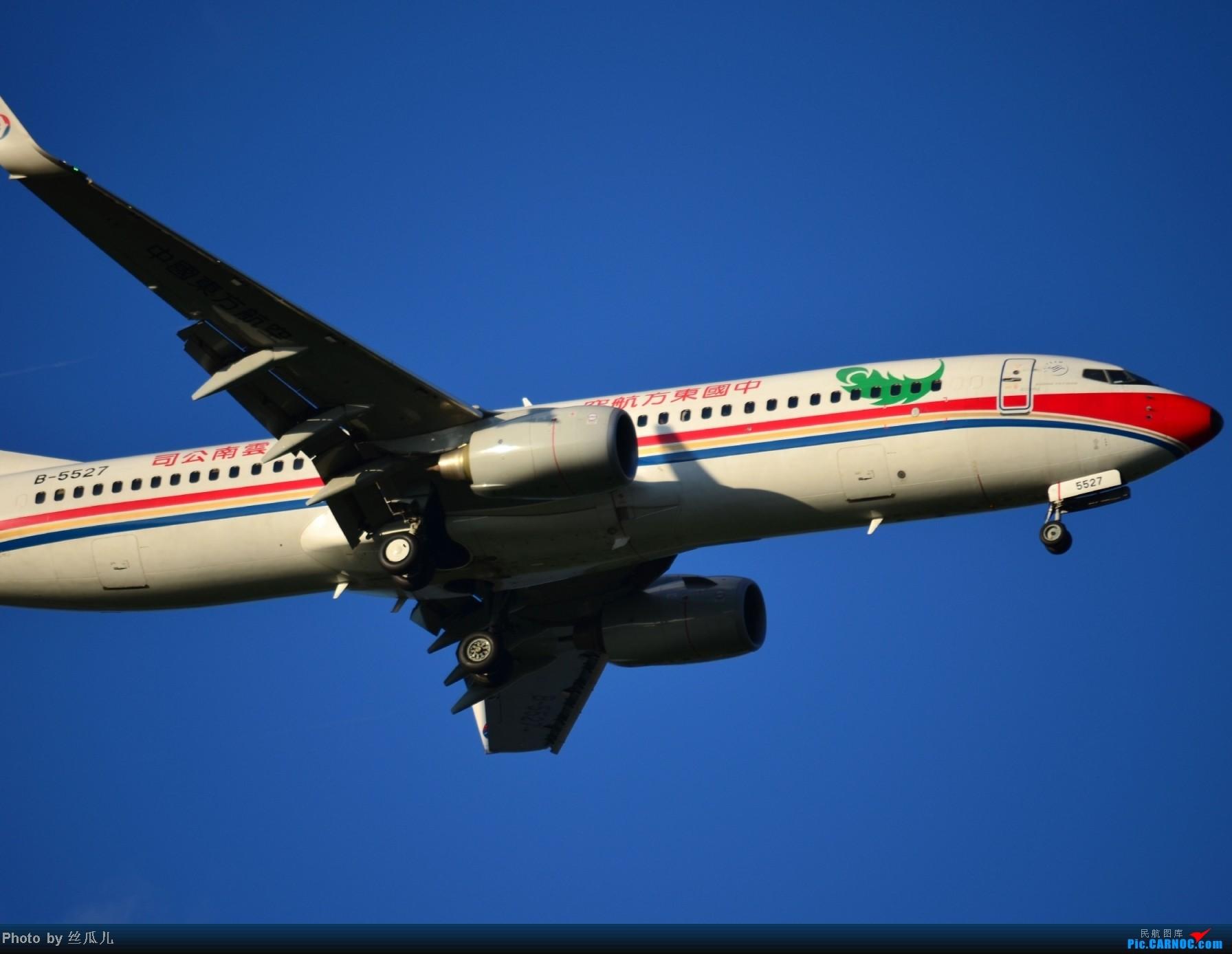 Re:[原创]浦东机场手痒痒了 BOEING 737-800 B-5527 中国上海浦东机场