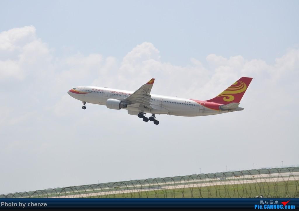 Re:[原创]浦东的天不咋蓝了,但还是要拍滴!!有点小惊喜!发现临时拍机位! AIRBUS A330-200 B-LNF 中国上海浦东机场