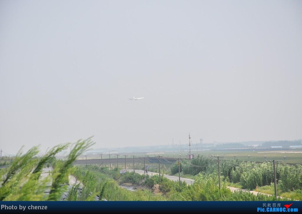 Re:[原创]浦东的天不咋蓝了,但还是要拍滴!!有点小惊喜!发现临时拍机位! BOEING 767-300 C-GHLU 中国上海浦东机场