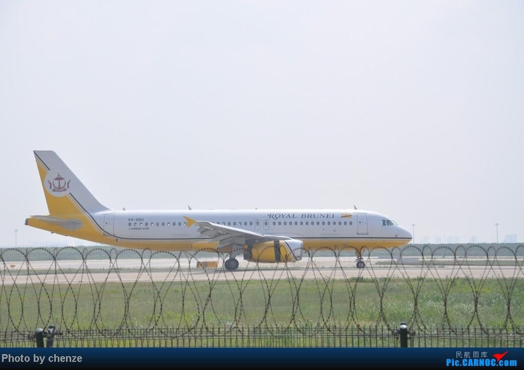 Re:[原创]浦东的天不咋蓝了,但还是要拍滴!!有点小惊喜!发现临时拍机位! AIRBUS A320-200 V8-RBU 中国上海浦东机场