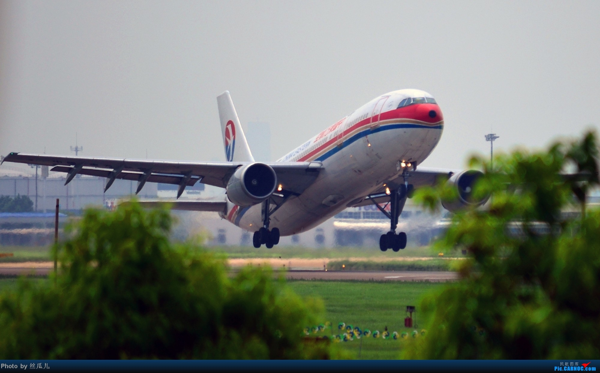 Re:[原创]台风后萧山机场拍到的A300, AIRBUS A300 B-2326 中国杭州萧山机场