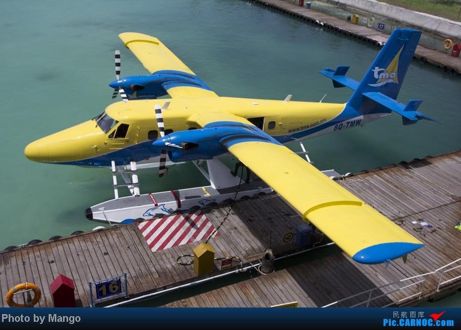 Re:新航北京-新加坡-马累,加送双水獭    马尔代夫马累机场