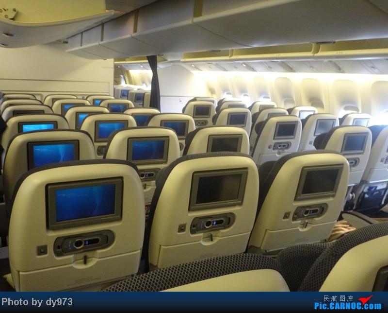 Re:[原创]伦敦15日 14岁小弟首次宽体,外航  首次出国 首次发游记 超长 BOEING 777-300