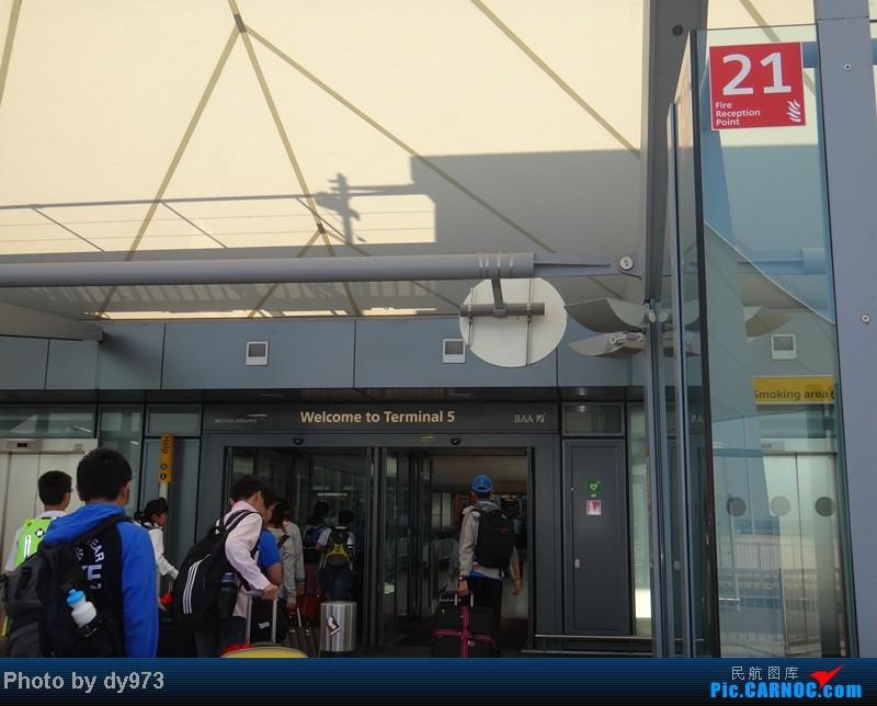 Re:[原创]伦敦15日 14岁小弟首次宽体,外航  首次出国 首次发游记 超长    英国伦敦希思罗机场