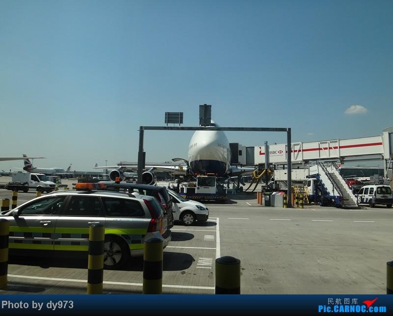 Re:[原创]伦敦15日 14岁小弟首次宽体,外航  首次出国 首次发游记 超长 BOEING 747-400  LHR