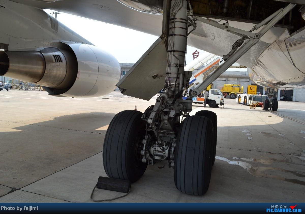 Re:[原创]我的暑假最后一次拍飞机,惊喜不断,RP超级大爆发!!哈哈 744F  中国烟台莱山机场