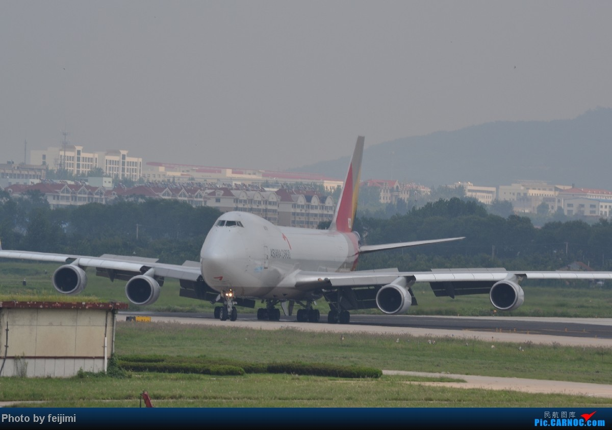 Re:[原创]我的暑假最后一次拍飞机,惊喜不断,RP超级大爆发!!哈哈 747-400F HL-7420 中国烟台莱山机场