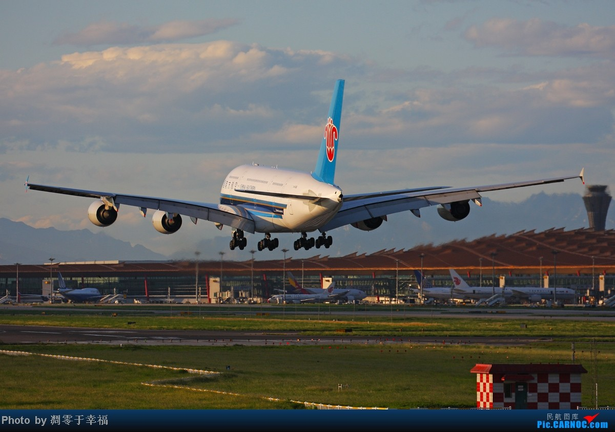 Re:[原创]【BLDDQ】没事冒个泡.. AIRBUS A380 B-6136 中国北京首都机场