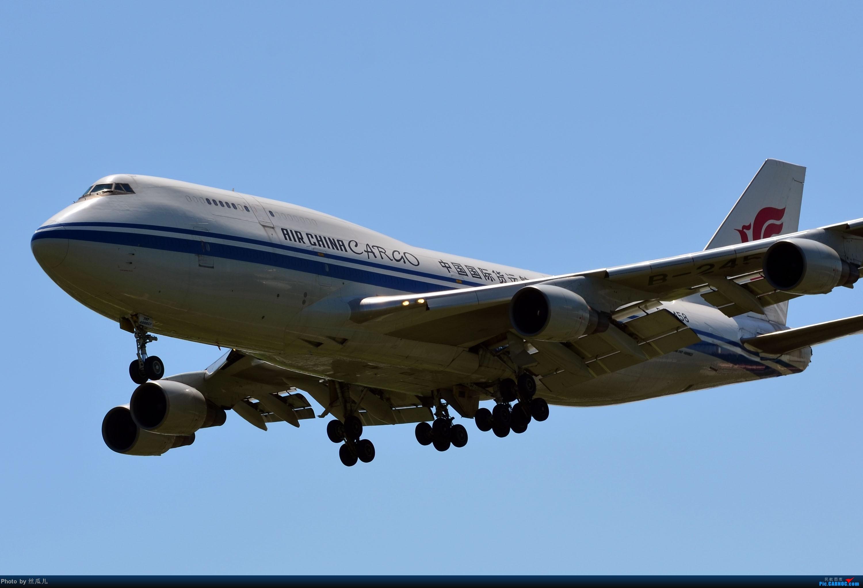 Re:[原创]长途奔袭鸟窝所得,HGH-PEK-HGH,鸟窝上空在我登基前的最后时刻云开雾散,感谢国家!感谢首都!感谢飞友网!感谢新华网!够长吗?不够就继续感谢下去 BOEING 747-400 B-2458 中国北京首都机场