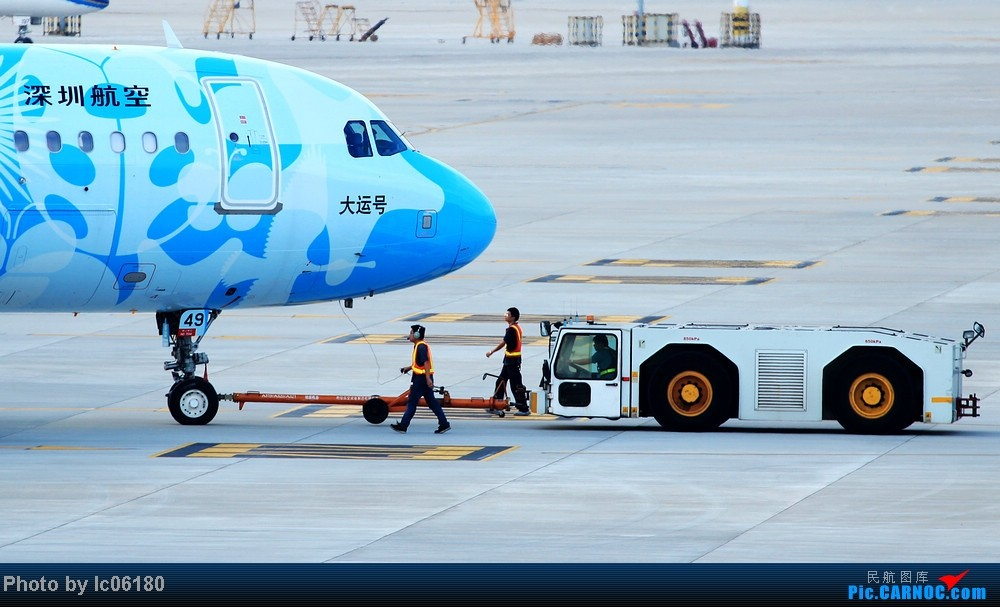 Re:[原创]『KHN』傍晚的昌北机场-大中小飞机齐在 普装彩绘都来 AIRBUS A320-200 B-6749 中国南昌昌北机场