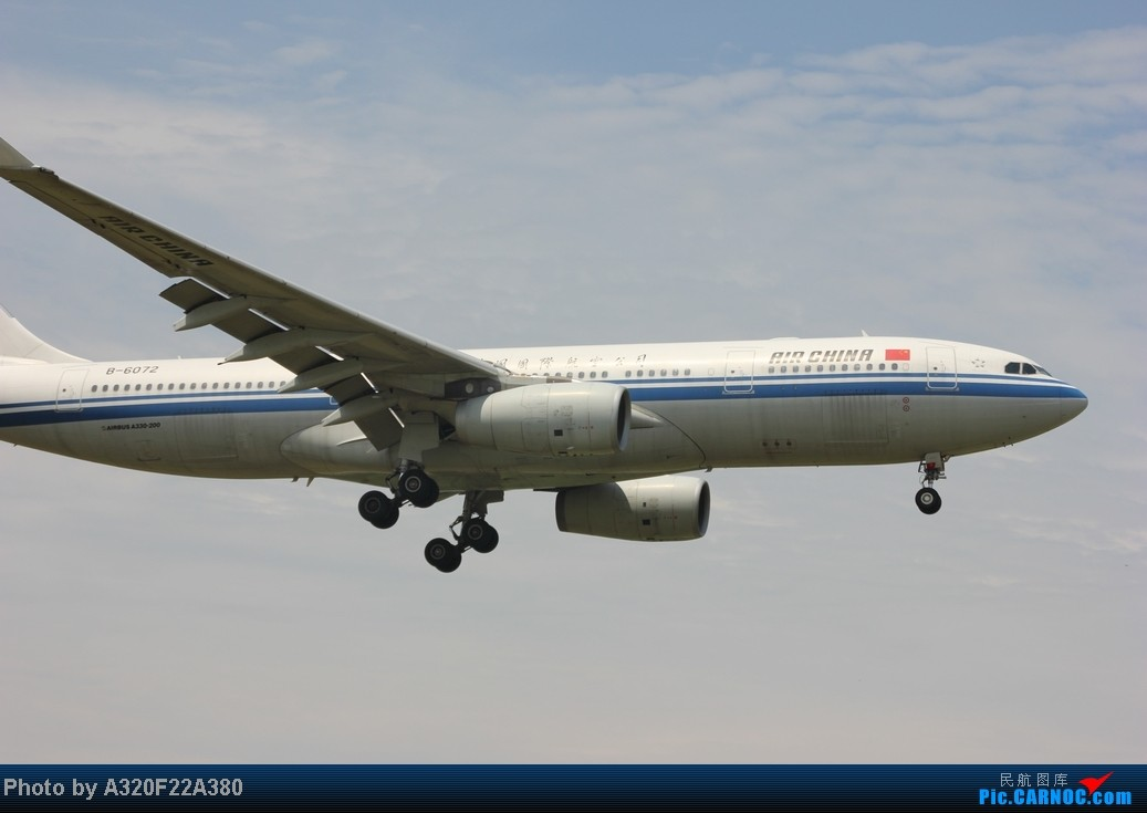 Re:[原创]{LEO拍机}新手冒着烈日酷暑,奋战在CTU!没有功劳也有苦劳吧!走过路过不要错过!欢迎各位大侠砸飞机和指点!另附有奖问答答对10个小飞机送上 AIRBUS A330-200 B-6072 中国成都双流机场