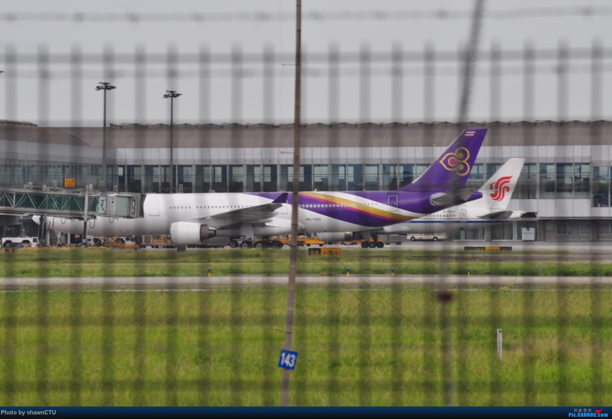 Re:[原创]2012年8月21日TG A333 HS-TEN AIRBUS A330-300 HA-TEN CTU