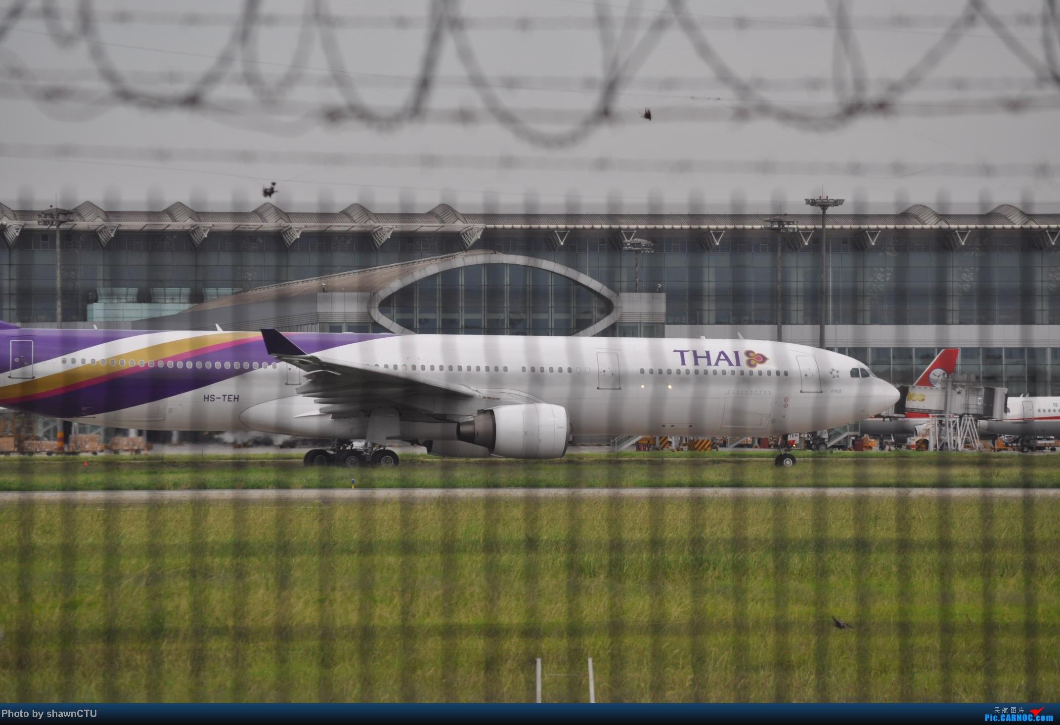 Re:[原创]2012年8月21日TG A333 HS-TEN AIRBUS A330-300 HS-TEN CTU
