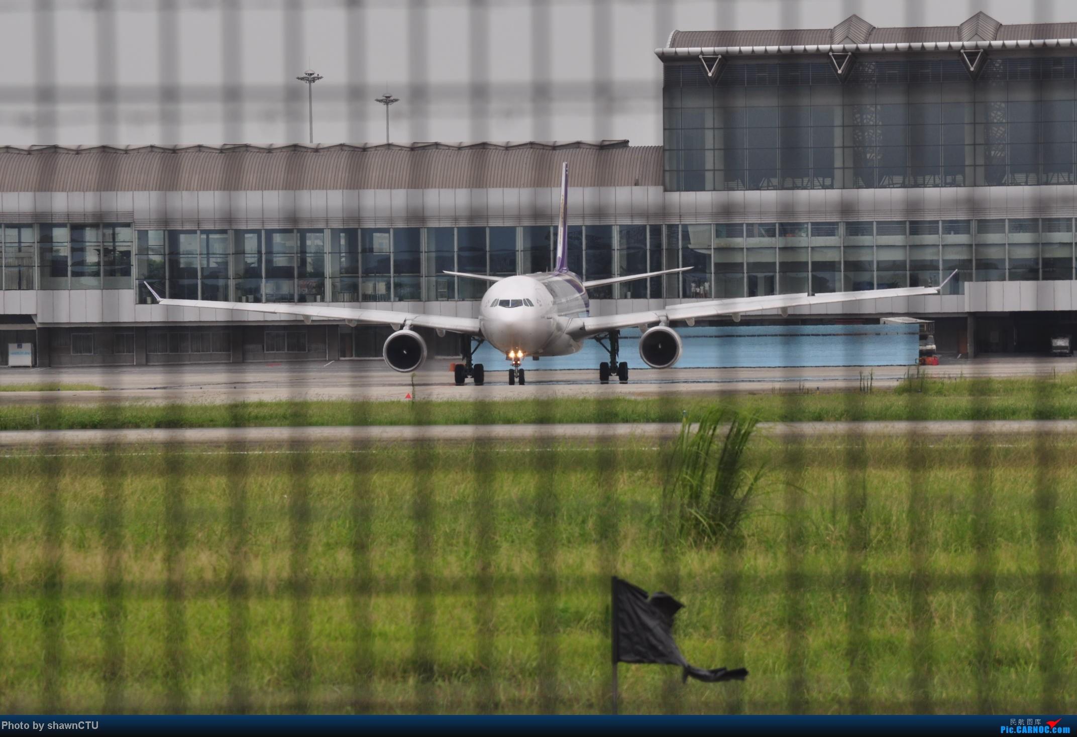 Re:[原创]2012年8月21日TG A333 HS-TEN AIRBUS A330-300 HS-TEN CTU/ZUUU