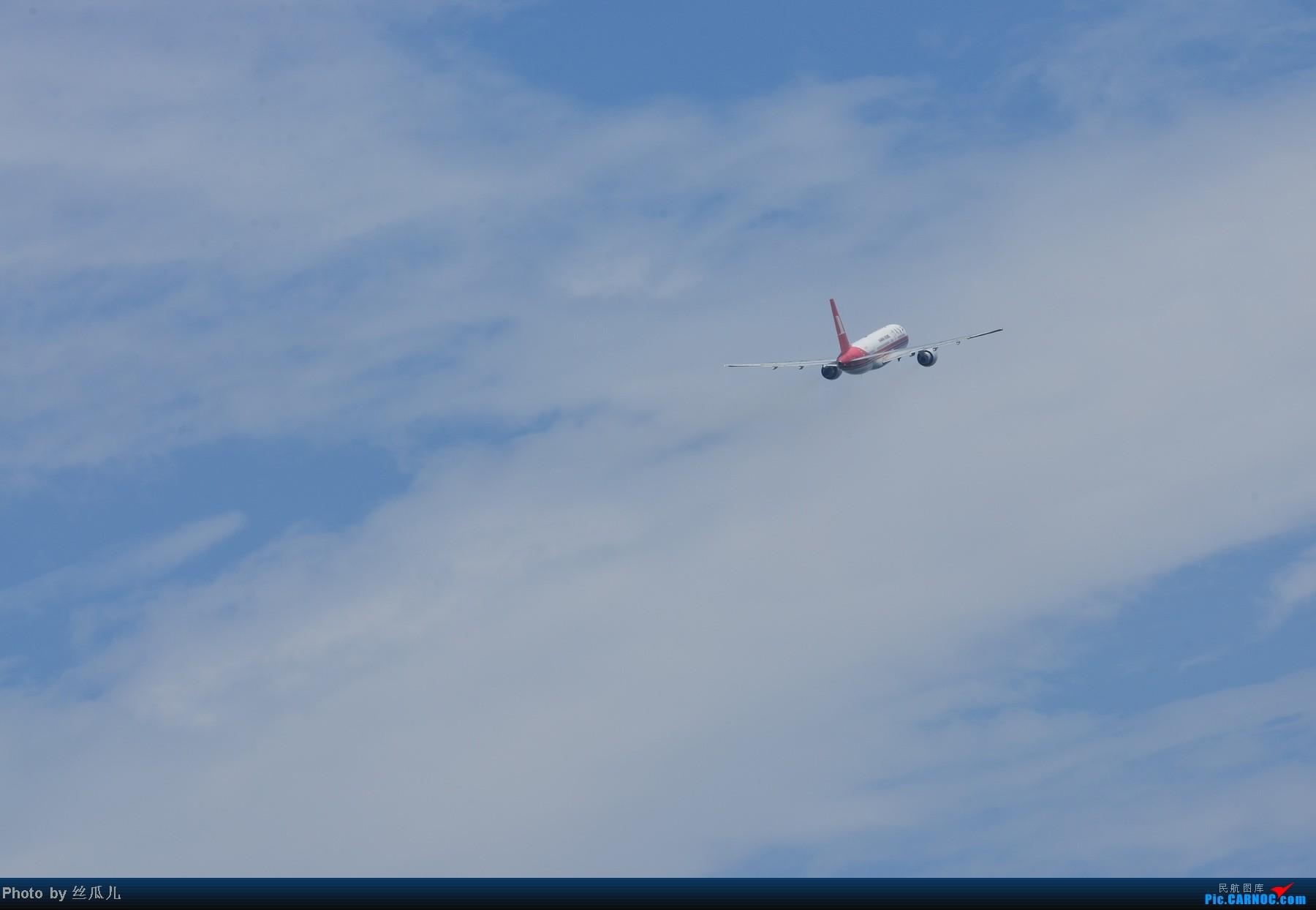 [原创]幻 BOEING 757-200 B-2843 中国杭州萧山机场
