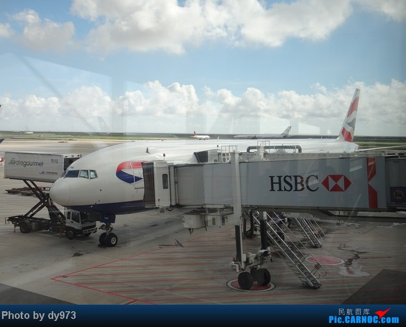 Re:[原创]伦敦15日 14岁小弟首次宽体,外航  首次出国 首次发游记 超长(快给小飞机) BOEING 777-300ER G-STBB PVG