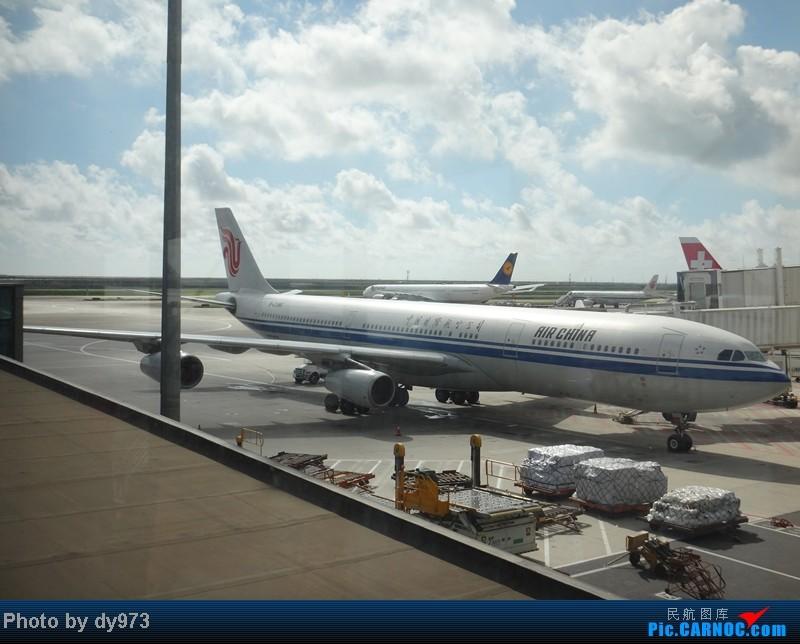 Re:[原创]伦敦15日 14岁小弟首次宽体,外航  首次出国 首次发游记 超长(快给小飞机) AIRBUS A340-300