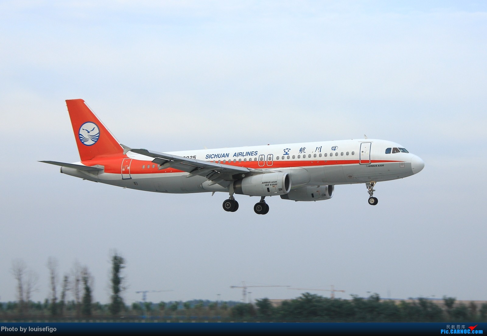 Re:[原创]闲来无事天气闷,发点冷饭自娱乐!!!PEK西跑的降落杂图~发到哪儿是哪儿啊!随心情! AIRBUS A320-200 B-6025 北京首都国际机场