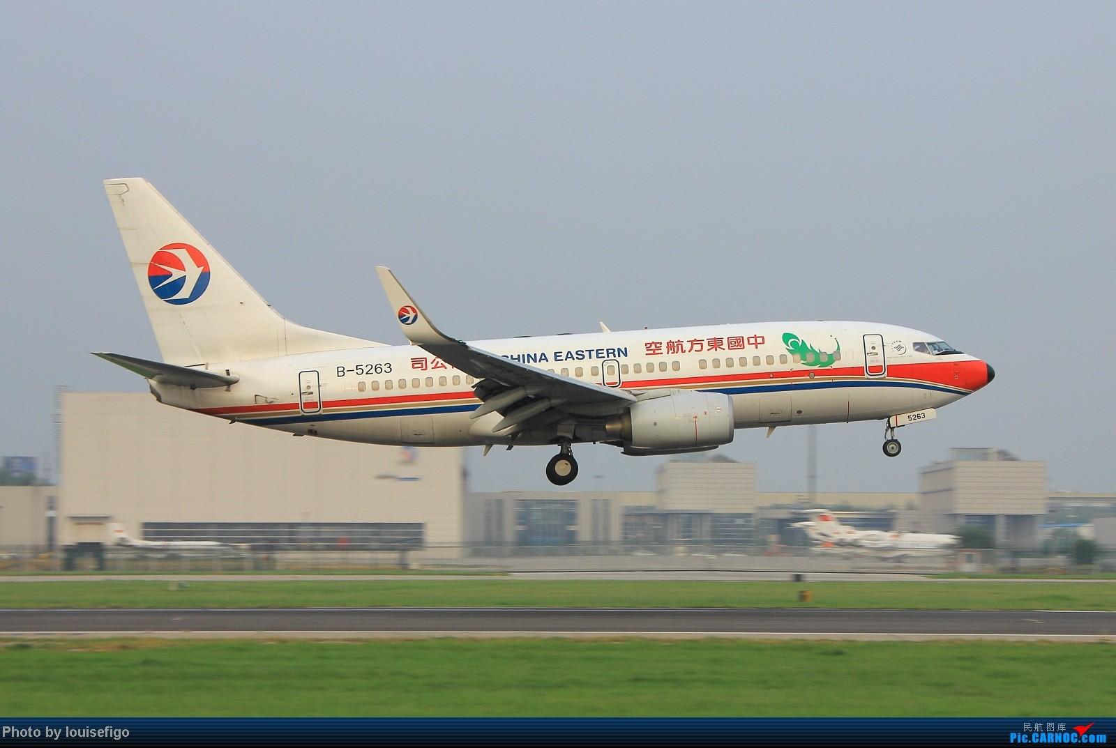 Re:[原创]闲来无事天气闷,发点冷饭自娱乐!!!PEK西跑的降落杂图~发到哪儿是哪儿啊!随心情! BOEING 737-700 B-5263 北京首都国际机场