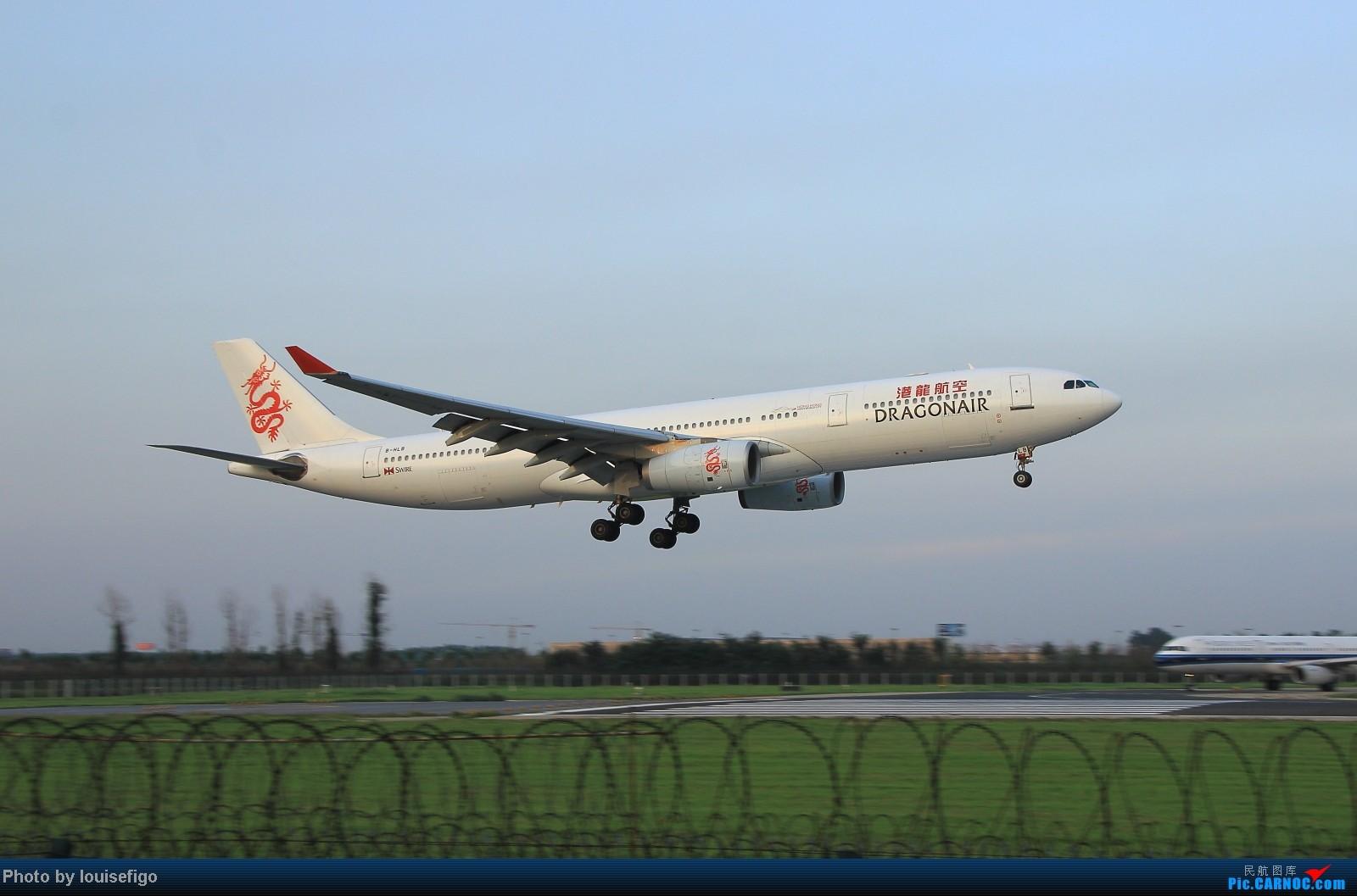 Re:[原创]闲来无事天气闷,发点冷饭自娱乐!!!PEK西跑的降落杂图~发到哪儿是哪儿啊!随心情! AIRBUS A330-300 B-HLB 北京首都国际机场