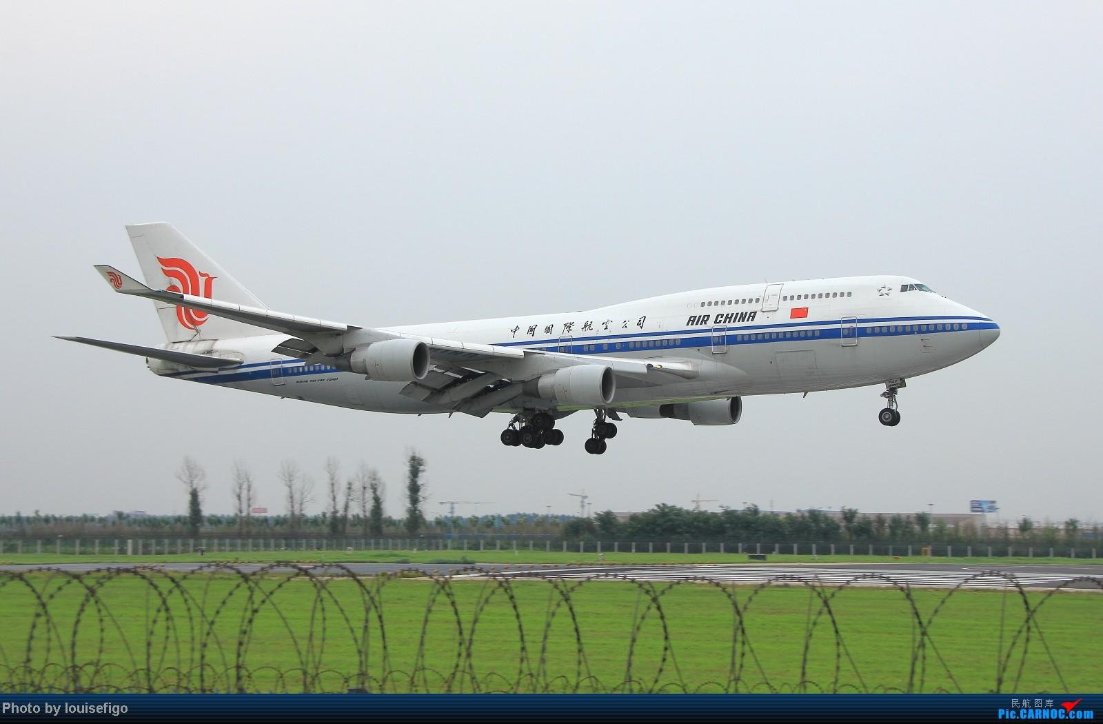 Re:[原创]闲来无事天气闷,发点冷饭自娱乐!!!PEK西跑的降落杂图~发到哪儿是哪儿啊!随心情! BOEING 747-400 B-2468 北京首都国际机场