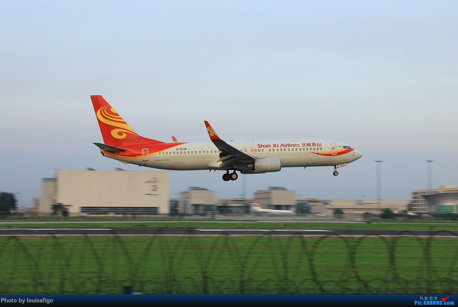 Re:[原创]闲来无事天气闷,发点冷饭自娱乐!!!PEK西跑的降落杂图~发到哪儿是哪儿啊!随心情! BOEING 737-800 B-5135 北京首都国际机场