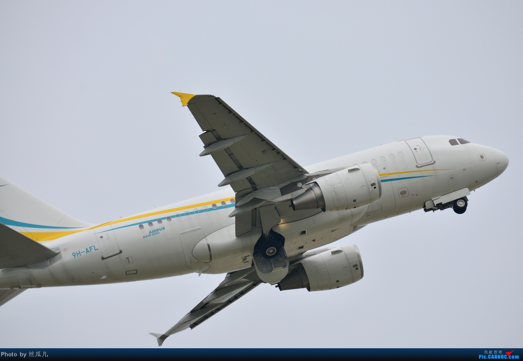 Re:[原创]这货是谁家的??????????????????????????? AIRBUS A318 9H-AFL 中国杭州萧山机场