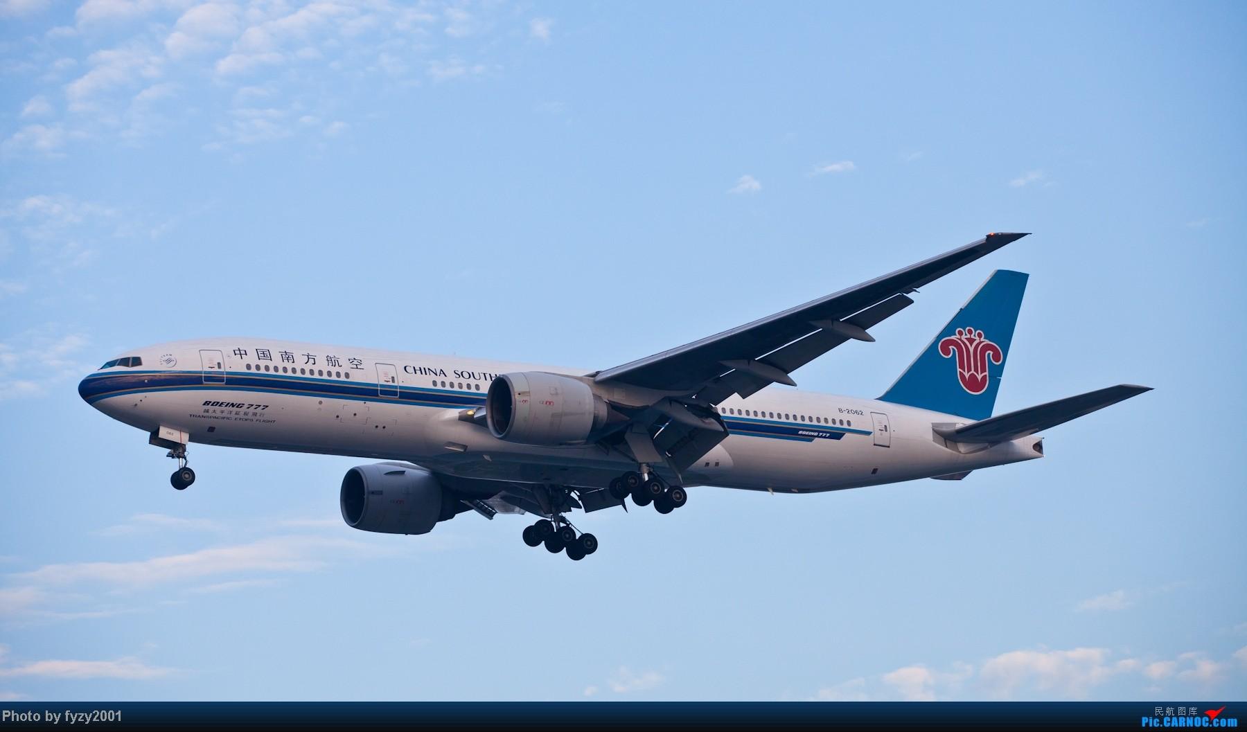 Re:[原创][无锡西站]一周之内SHA&PVG追逐美好光线……多图党,不知你的电脑能承受多少张1800~~~~~ BOEING 777-200 B-2062 中国上海虹桥机场