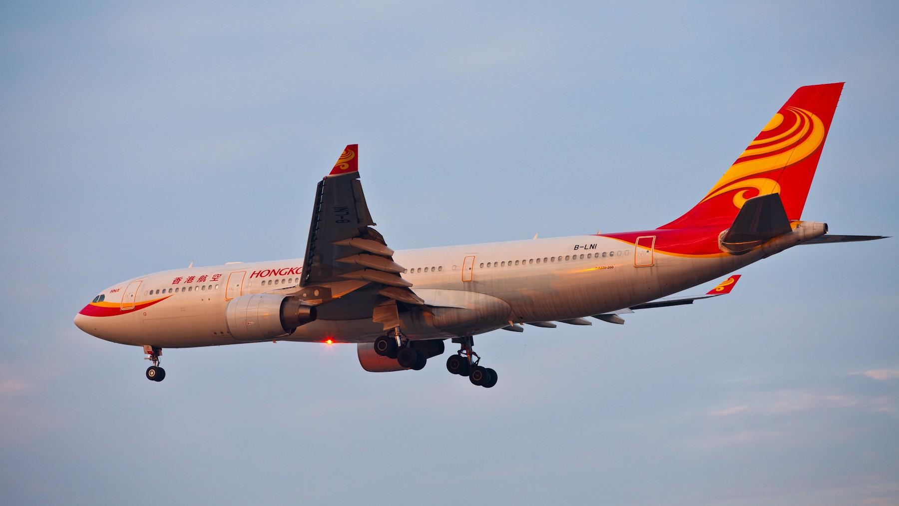Re:[原创][无锡西站]一周之内SHA&PVG追逐美好光线……多图党,不知你的电脑能承受多少张1800~~~~~ AIRBUS A330-200 B-LNI 中国上海虹桥机场