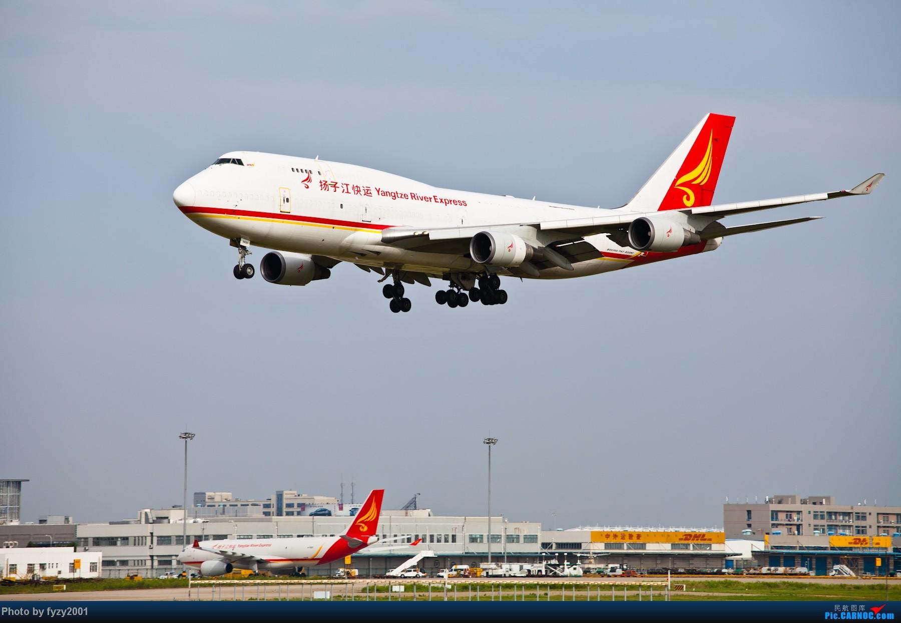 Re:[原创][无锡西站]一周之内SHA&PVG追逐美好光线……多图党,不知你的电脑能承受多少张1800~~~~~ BOEING 747-400 B-2432 中国上海浦东机场