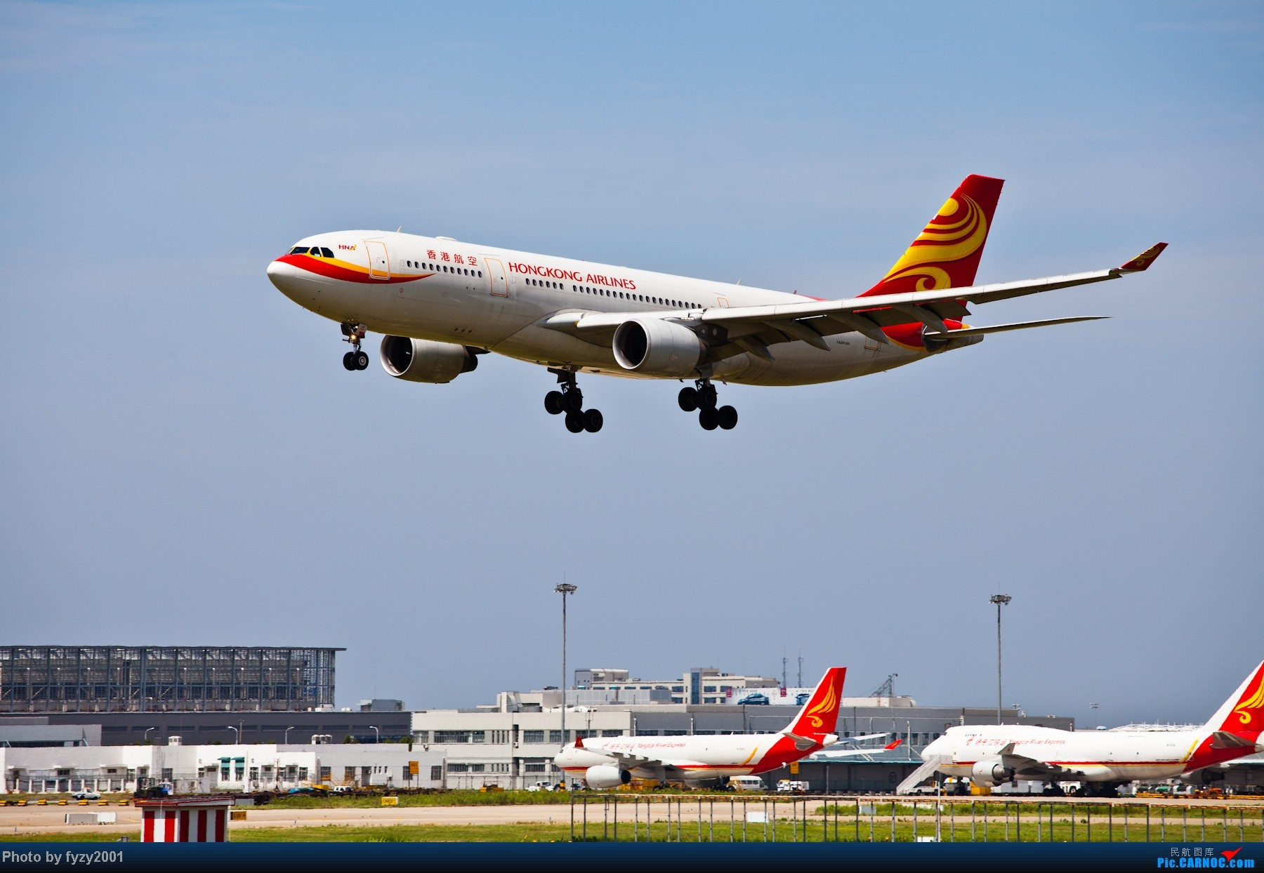 Re:[原创][无锡西站]一周之内SHA&PVG追逐美好光线……多图党,不知你的电脑能承受多少张1800~~~~~ AIRBUS A330-200 B-LNI 中国上海浦东机场