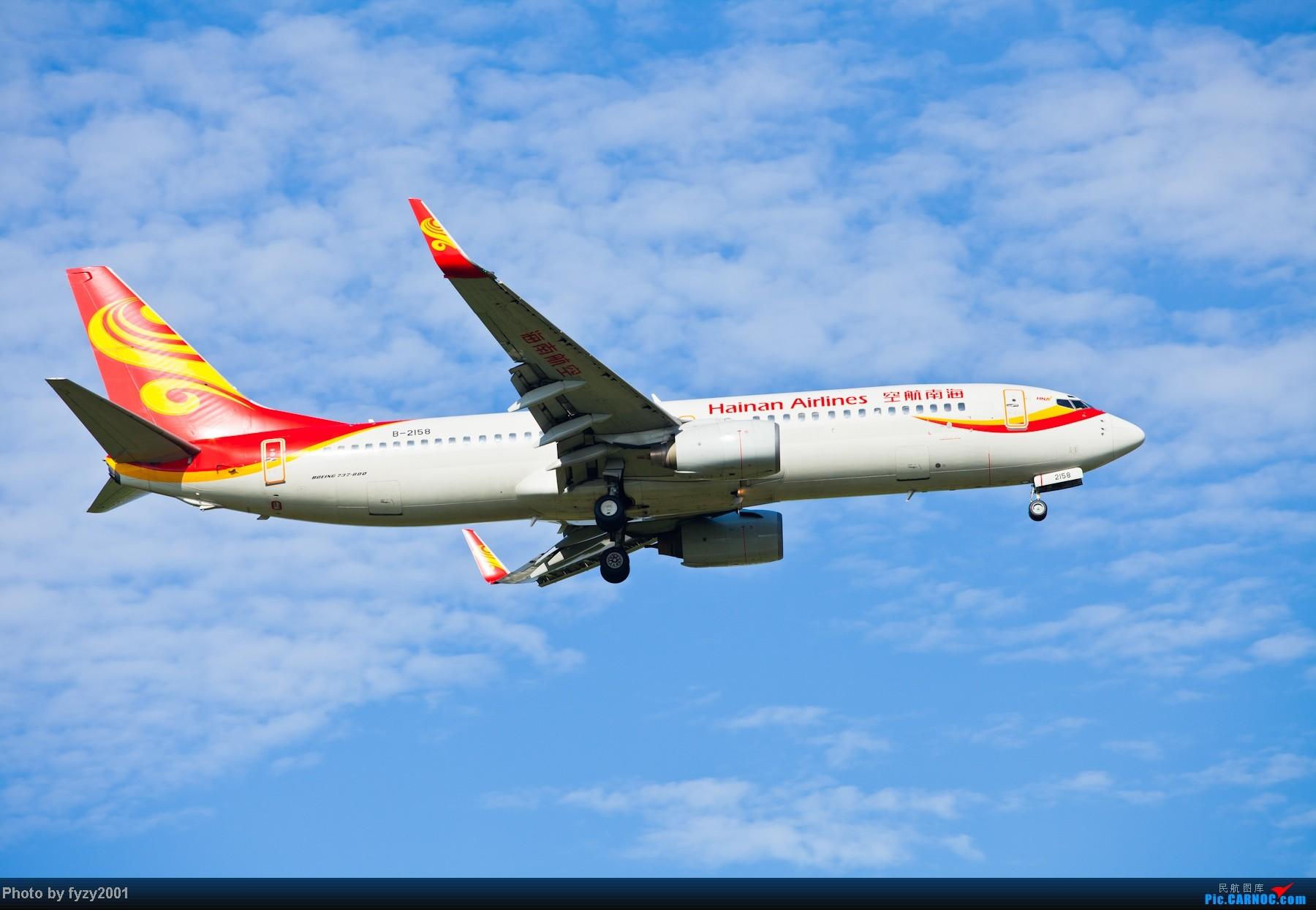 Re:[原创][无锡西站]一周之内SHA&PVG追逐美好光线……多图党,不知你的电脑能承受多少张1800(更新ing)~~~~~ BOEING 737 B-2158 中国上海浦东机场