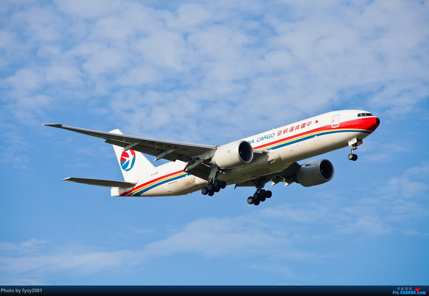 Re:[原创][无锡西站]一周之内SHA&PVG追逐美好光线……多图党,不知你的电脑能承受多少张1800(更新ing)~~~~~ BOEING 777 B-2083 中国上海浦东机场