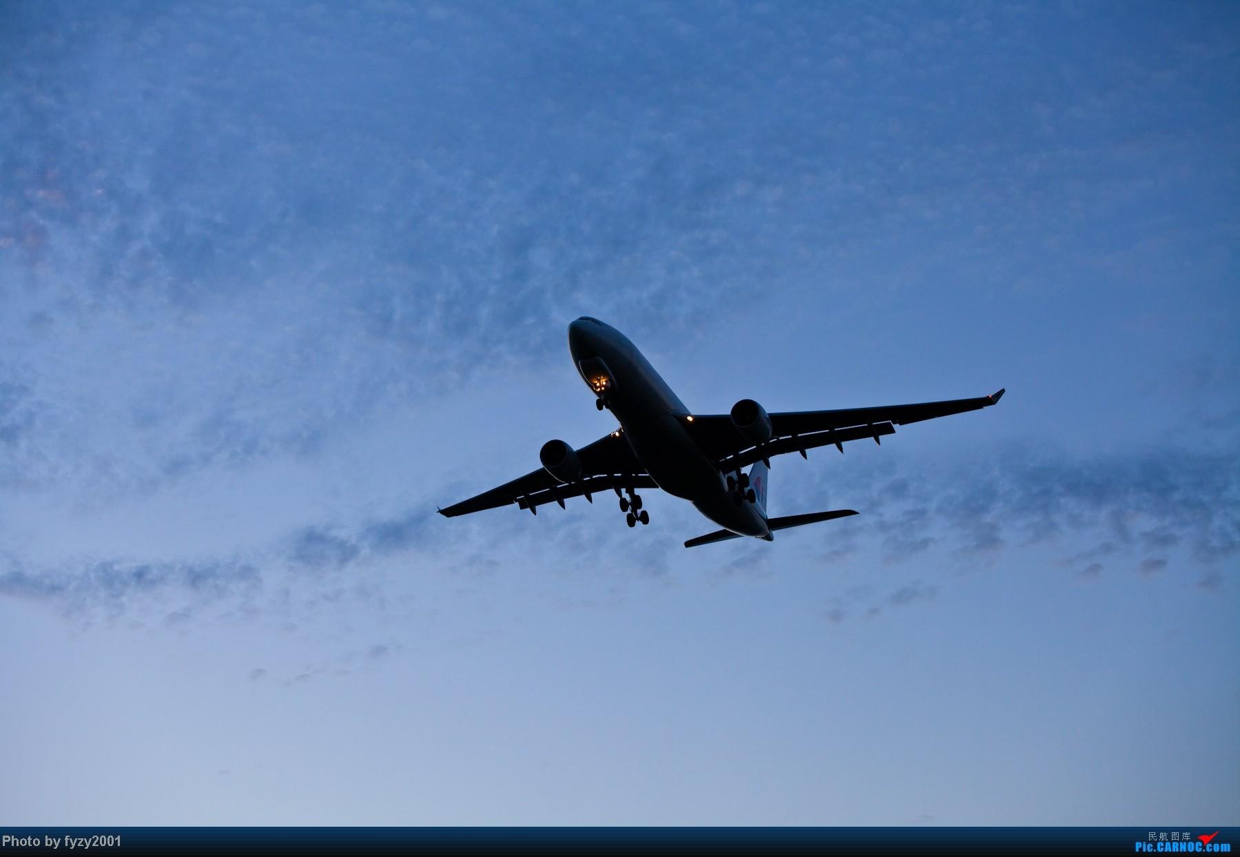 Re:[原创][无锡西站]一周之内SHA&PVG追逐美好光线……多图党,不知你的电脑能承受多少张1800(更新ing)~~~~~ AIRBUS A330-200  中国上海浦东机场