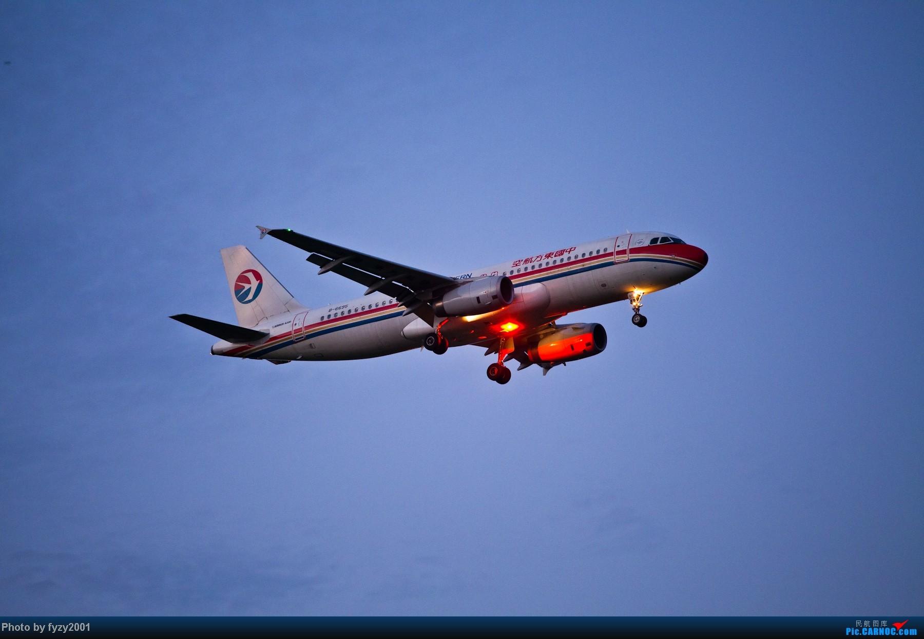 Re:[原创][无锡西站]一周之内SHA&PVG追逐美好光线……多图党,不知你的电脑能承受多少张1800(更新ing)~~~~~ AIRBUS A320-200 B-6695 中国上海浦东机场